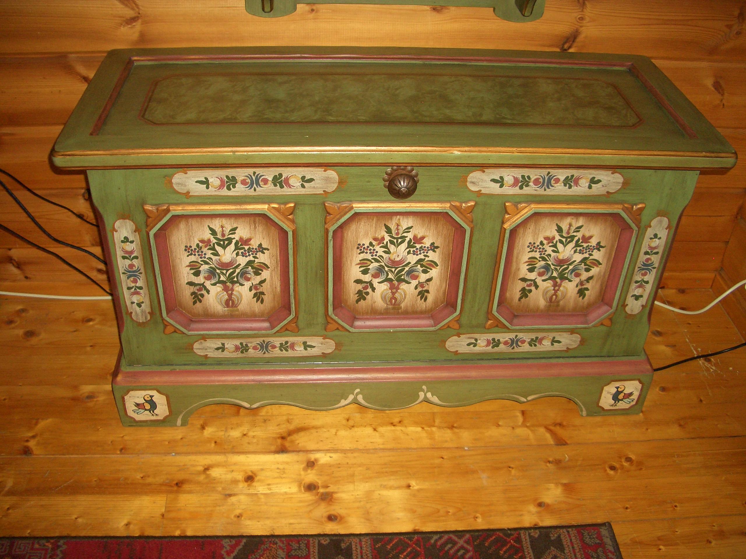 Voglauer Möbel Für Menschen Mit Dem Faible Für Modern Altes
